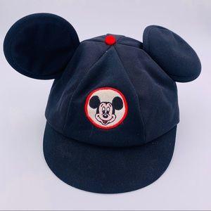 Vintage Disney Parks Adult Snap-back Cap